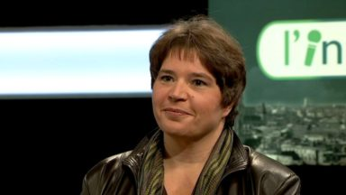 """Cécile Jodogne : """"Je ne pense pas qu'il y a de graves problèmes d'insécurité à la gare du Nord"""""""