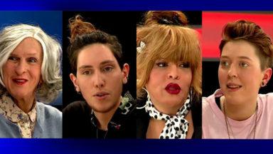 """Des personnes transgenres témoignent sur le plateau de """"C'était mieux maintenant"""""""