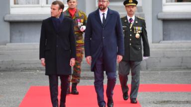 Visite d'Emmanuel Macron: la circulation perturbée à Bruxelles