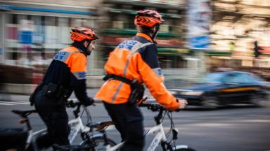 La police se met au vélo électrique