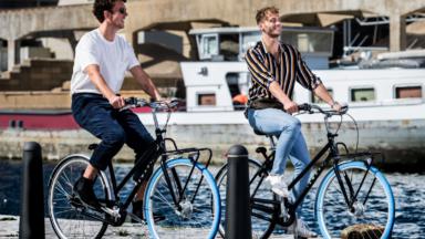 Les vélos en leasing Swapfiets débarquent à Bruxelles