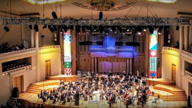 L'orchestre du Théâtre Mariinsky et son chef emblématique en concert ce 18 novembre