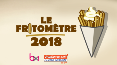 Le Fritomètre 2018 est terminé : la Maison Antoine est la friterie préférée des Bruxellois