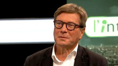 """Georges Verzin (MR) : """"Il y a un manque de ligne politique au sein du MR bruxellois"""""""