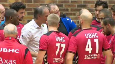 Handball : United Brussels s'offre quatre victoires consécutives en D1 Ligue