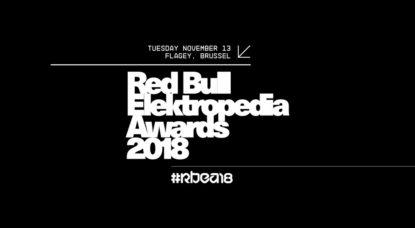 Logo - Red Bull Elektropedia Awards 2018