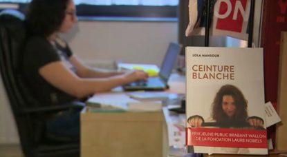 Lola Mansour - Ceinture Blanche