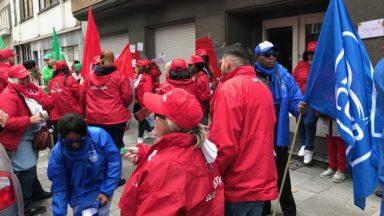 Préavis de grève déposés dans les hôpitaux et maisons de repos par le Setca et la CNE
