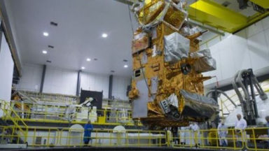 L'ULB lance Metop-C, un troisième satellite pour étudier l'air et le climat
