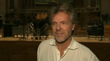 Concert avec l'orchestre national de Belgique dans le cadre des commémoration du centenaire