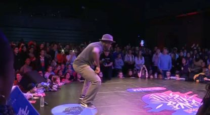 Red Bull Dance Your Style 2018 - Spectacle danse 2018