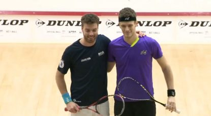 Squash - Brussels Open 2018 - Saint-Josse