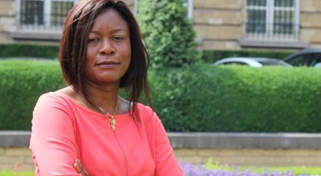 Sylvie Mbombo Tshidimba - cdH Evere