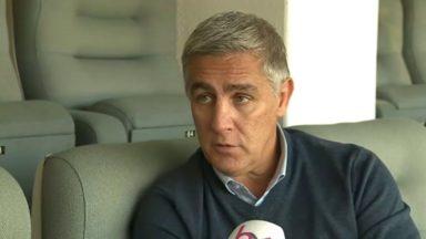 Après sa défaite à Tessenderlo (3-1), le RWDM porte plainte auprès de la commission arbitrale : Thierry Dailly s'explique