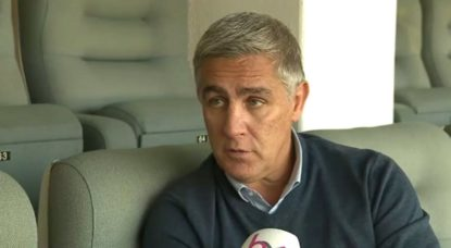 Thierry Dailly - Président RWDM - BX1
