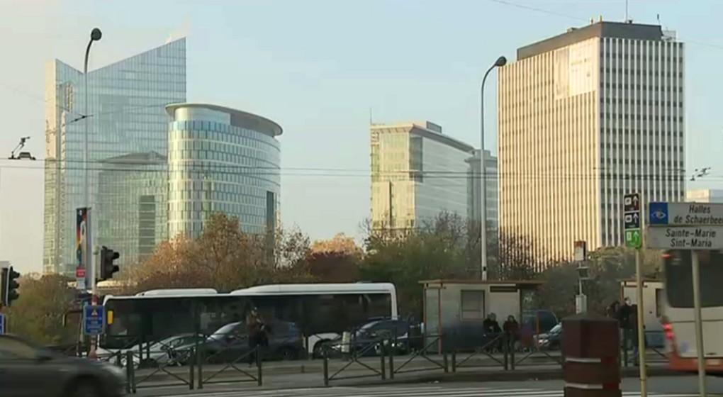 Tours de Bureaux - Rogier - BX1