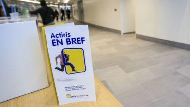 Le chômage poursuit sa baisse à Bruxelles pour le 56e mois consécutif