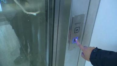 Saint-Gilles : les pompiers sauvent… un chien dans un ascenseur