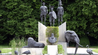 Un panneau critique sur le roi Léopold II sera placé dans le parc de Tervuren