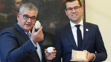 """""""De nouveau, on est en train d'investir dans notre défense"""", se réjouit le nouveau ministre Sander Loones"""