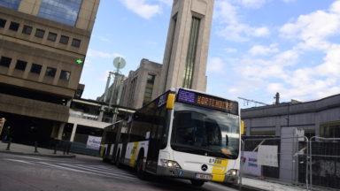 Gare du Nord : De Lijn souhaite faire descendre et embarquer ses passagers place du Nord