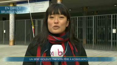 Koekelberg: un bébé dans un état critique après avoir été lourdement battu par son père