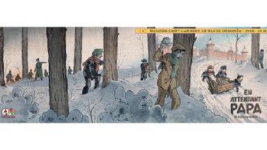 Une BD pour parler de la Première guerre mondiale
