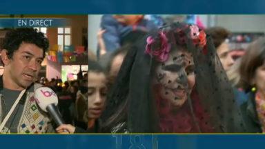 Halloween : les Marolles célèbrent les morts à la mexicaine