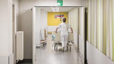 Quand les unités Covid se vident dans les hôpitaux bruxellois