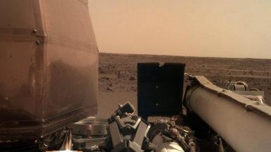 """Sur Mars, """"tout va bien"""""""