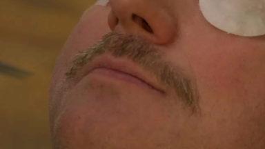 Une moustache pour sensibiliser aux cancers qui touchent les hommes