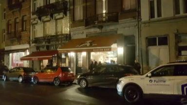 L'homme qui a brandi une arme à feu dans un restaurant d'Ixelles est placé sous mandat d'arrêt