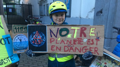 Dans les écoles, c'est l'heure du réveil climatique, à deux jours de la Marche pour le Climat