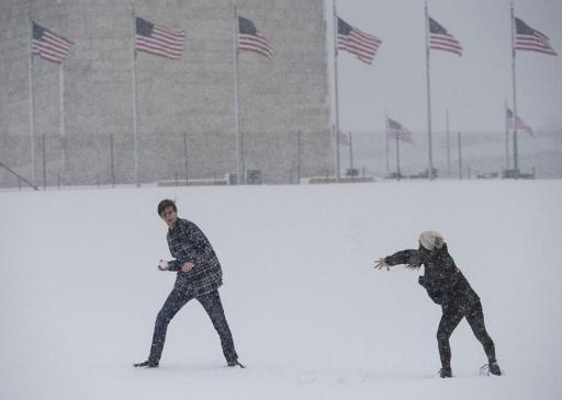 Grâce à lui, les boules de neige sont autorisées