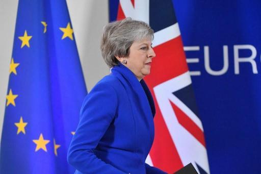 Brexit: Juncker exclut toute renégociation de l'accord
