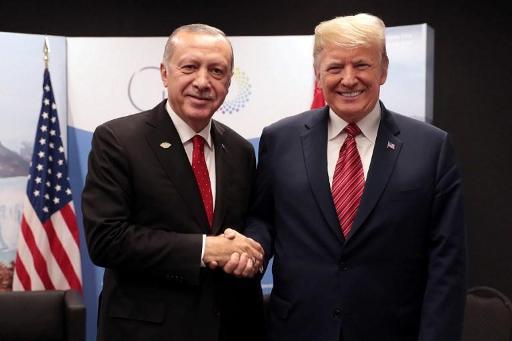 Erdogan et Trump veulent mieux se coordonner alors qu'Ankara menace d'offensive — Syrie