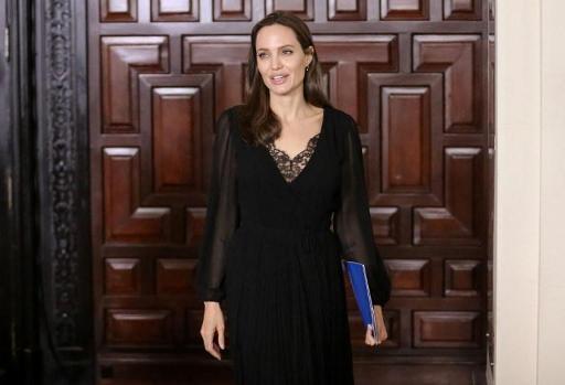 L'actrice Angelina Jolie bientôt en politique