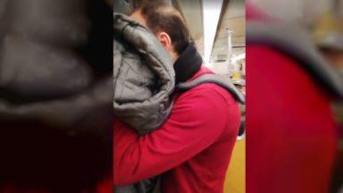 Une femme agressée sexuellement ce mercredi dans le métro: un numéro d'urgence existe