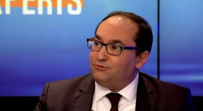 Ahmed Laaouej - Les Experts 07122018