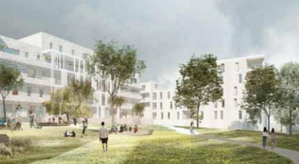 Anderlecht - Projet SLRB Prins
