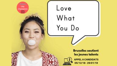 Le futur est à nous : la Région bruxelloise lance un appel à candidatures pour les jeunes Bruxellois