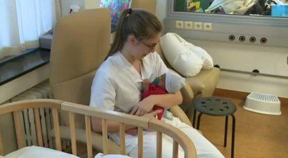 Bébé Hôpital Néo-natalité - BX1