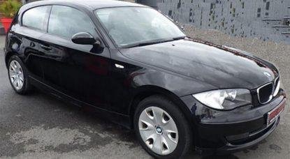 BMW - Accident Délit de fuite Auderghem - Police fédérale