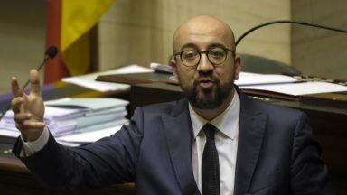 Charles Michel débute ses consultations : il rencontre ce mardi tous les groupes démocratiques de la Chambre