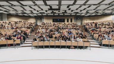 Les 210.000 étudiants du supérieur reprennent le chemin des auditoires