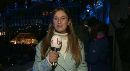 Déclaration universelle des droits de l'homme - Hommage Grand Place Bruxelles - Duplex Catarina Letor