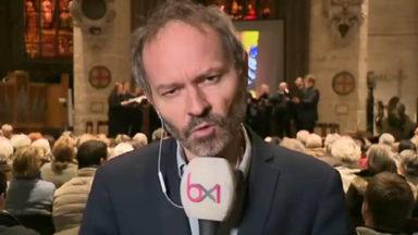 Concert de Noël à la Cathédrale des Saints Michel et Gudule