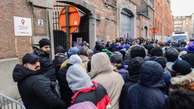 Les quotas journaliers pour l'accueil des candidats à une demande d'asile suspendus par le Conseil d'État