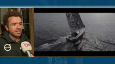 Voile : Jonas Gerckens, 14e et recordman belge de la Route du Rhum, raconte son périple sur l'océan