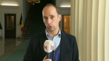 Charles Michel poursuit ses consultations avant un débat important devant la Chambre